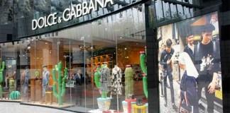 Dolce e Gabbana portano Napoli a Shanghai