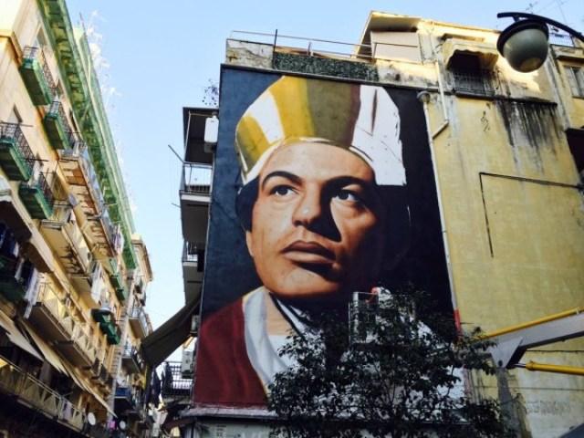 San Gennaro diventerà un fumetto: il Santo che si contrappone al boss