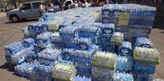 Castellammare di Stabia: sequestrate bottiglie d'acqua bucate dai topi