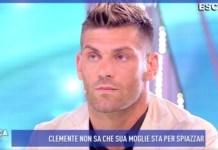 Domenica Live, Clemente Russo ritorna in tv per chiedere scusa