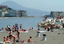 Meteo Napoli 2 giugno: previste temperature altissime