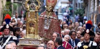 Miracolo di San Gennaro: eventi negativi quando il sangue non si è sciolto