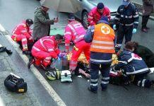 Incidente stradale Avellino: una vittima, rientrava dal ponte