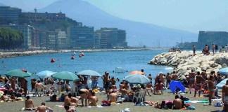 Meteo Napoli: in arrivo l'anticiclone Giuda e un caldo infernale