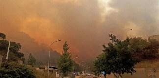 Incendio sul Vesuvio, Torre del Greco: le scuole ospiteranno gli sfollati