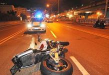 Incidente stradale a Santa Maria Capua Vetere