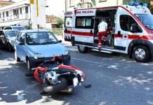 Incidente stradale a Pomezia: vittima muore sul colpo