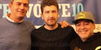 """Selvaggia Lucarelli: la cittadinanza """"imbarazzante"""" da De Magistris a Maradona"""