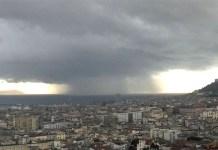 Meteo Napoli: temperature giù di qualche grado nel weekend