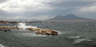 Meteo Napoli: in arrivo piogge per rinfrescare l'aria