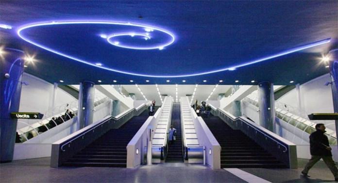 Metropolitana Linea 1, stazione Vanvitelli: chiusa per zaino sospetto