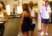 Anna Tatangelo e Gigi D'Alessio: di nuovo insieme o un incontro casuale?