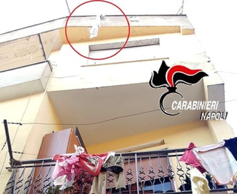 Bambina di 11 anni cade dal balcone a Ottaviano