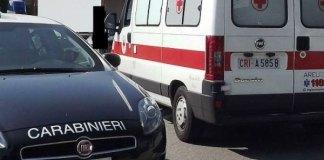 Battipaglia, incidente stradale: scontro frontale, una vittima