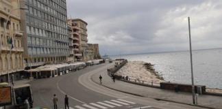 Meteo Napoli: cielo nuvoloso e forti venti in aumento
