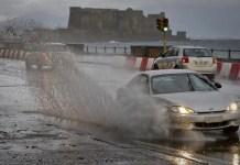 Meteo Napoli: addio al sole estivo per le prossime ore