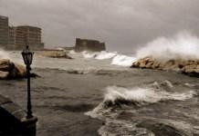 Allerta meteo Napoli: temporali si abbattono su tutta la città
