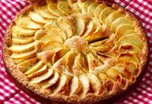 Ricetta della crostata di mele annurche: profumatissima