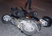 Incidente stradale a Napoli