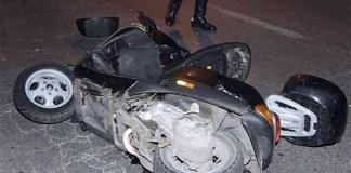 Incidente stradale a Napoli