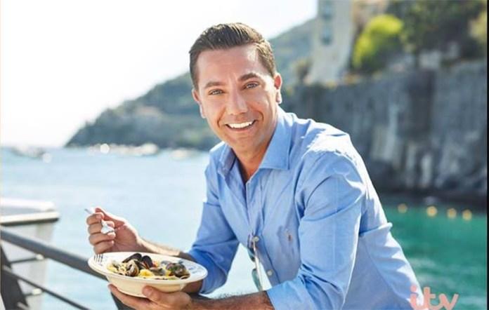 Gino D'Acampo è lo chef napoletano più famoso dell'Inghilterra