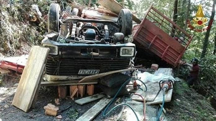 Incidente a Gaeta, una vittima: tir travolge un pedone