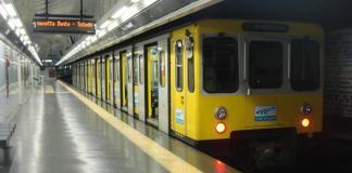 Incubo trasporti, Metronapoli: sospesa tratta Piazza Dante - Garibaldi