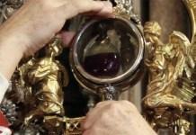 Miracolo di San Gennaro extra: il prodigio si compie a sorpresa