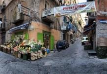 Quartieri Spagnoli: terrore tra gli avventori di una locanda