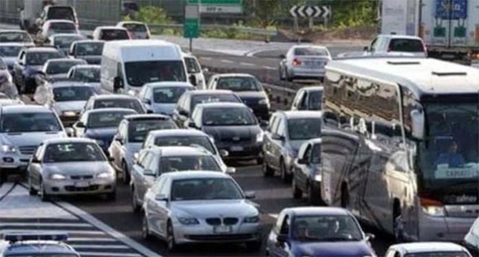 Incidente stradale sull'A1 direzione Napoli: chilometri di coda