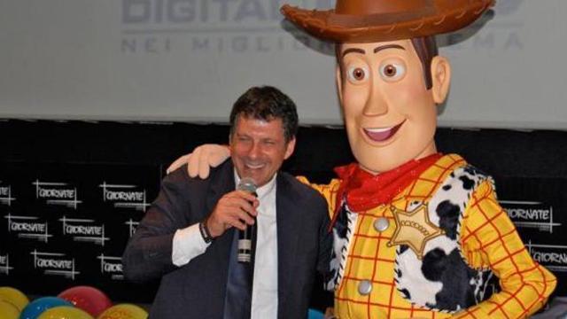 """""""Toy Story 4"""" confermato, ma senza la voce di Fabrizio Frizzi"""