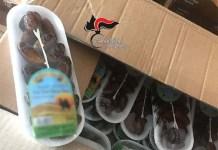 Giugliano: sequestrati chili di prodotti alimentari