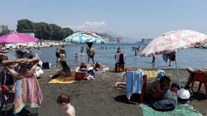 "Tutti a ""Mappatella Beach"": sold out tra residenti e turisti"