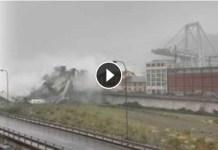 Genova, ponte Morandi: crollo disastroso, sale bilancio delle vittime