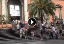 """""""Stanotte a Pompei"""", effetto Alberto Angela: lunghe file fuori al MANN"""