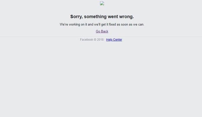 Facebook Donw, Facebook non funziona: problemi segnalati su Twitter