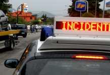 Incidente a Castellammare di Stabia: lunghe file ai caselli autostradali