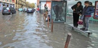 Meteo Napoli: continuano le forti piogge e disagi per i cittadini