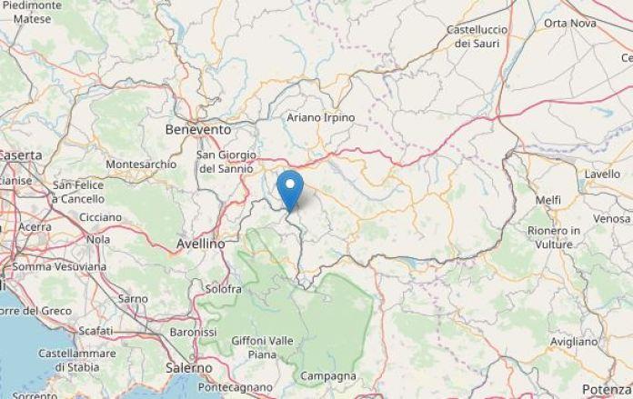 Terremoto oggi, Avellino: scossa di media intensità in Irpinia