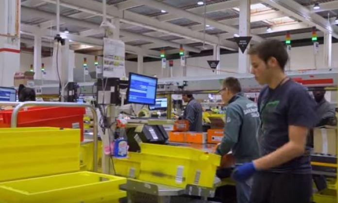 Amazon apre a Napoli: tanti e nuovi posti di lavoro