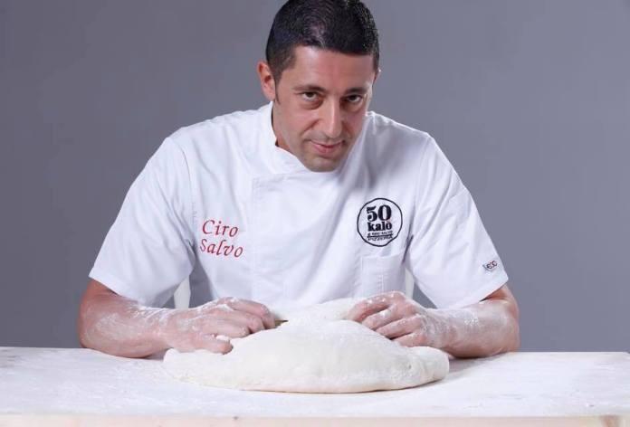 Migliore pizzeria italiana a Londra: 50 Kalò di Ciro Salvo