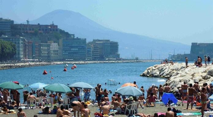Meteo Napoli, farà ancora più caldo con l'anticiclone Scipione
