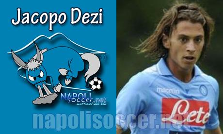 """Nappi (ag. Dezi): """"Un anno con i campioni per un futuro nel Napoli""""Nappi (ag. Dezi): """"Un anno con i campioni per un futuro nel Napoli"""""""