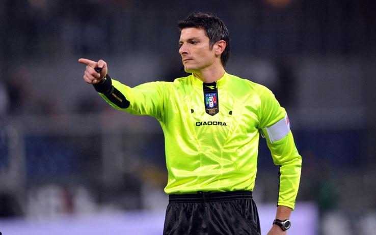 Braschi, era proprio opportuno designare Damato per Udinese-Napoli?Braschi, era proprio opportuno designare Damato per Udinese-Napoli?