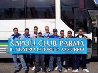 club Napoli - Parma