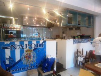 interno pizzeria Peppe