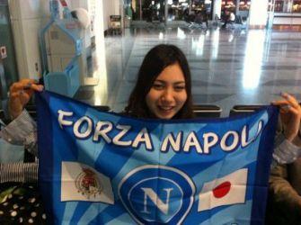 Rosanna Ando,dal Giappone