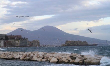 Napoli, freddo e neve in arrivo
