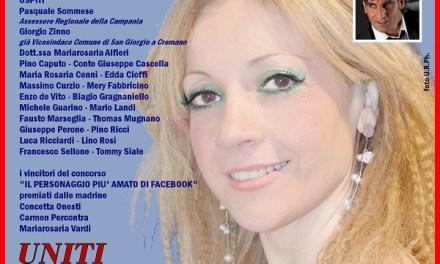 Violenza di genere, premio-spettacolo a Villa Bruno con Nancy Di Somma e Angelo Iannelli