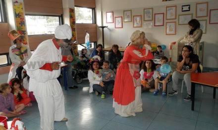Festa di Pasqua nel Reparto di Chirurgia Pediatrica al Nuovo Policlinico di Napoli